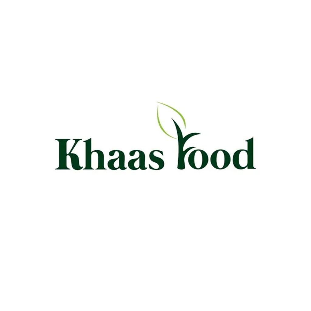 Khaas Food logo