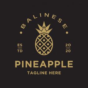 Pineapple Vintage logo