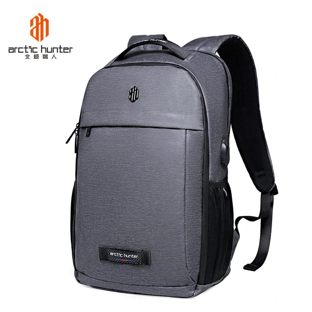 Arctic Hunter B00251 Laptop Bag With Usb Port - 17 Inch
