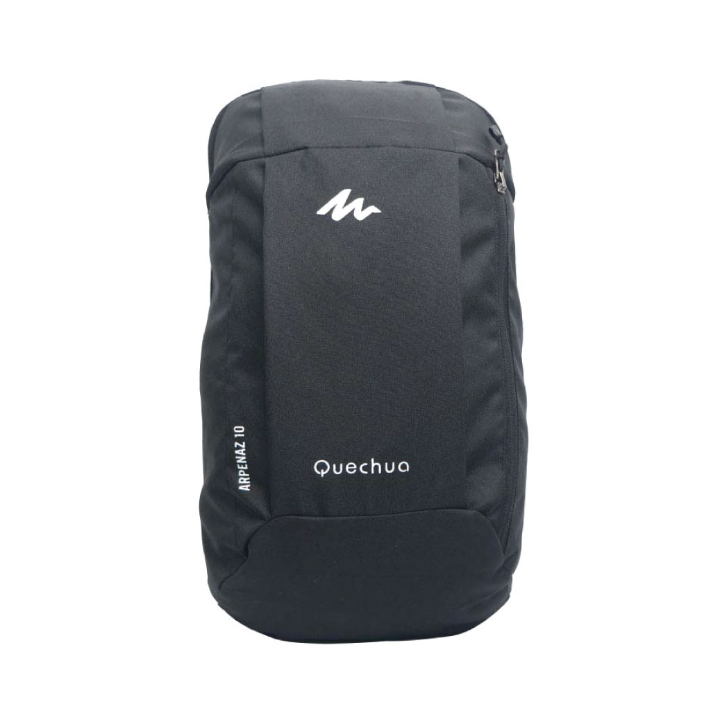 Quechua 10 Litre Mini Backpack - Black