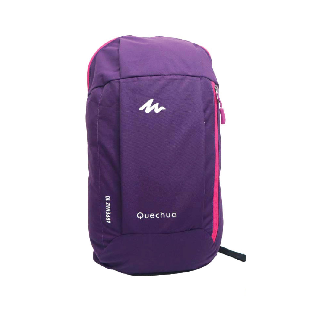 Quechua 10 Litre Mini Backpack - Purple