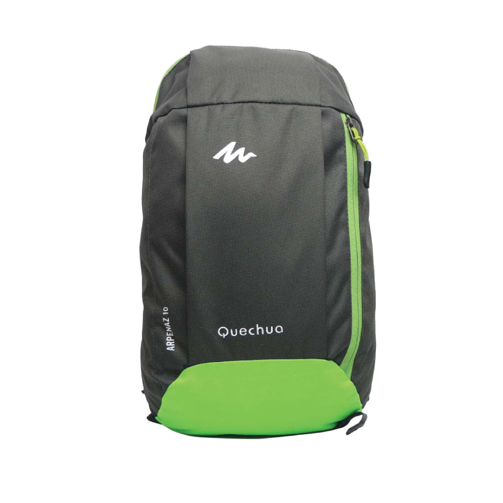 Quechua 10 Ltr Mini Backpack - Ash Green