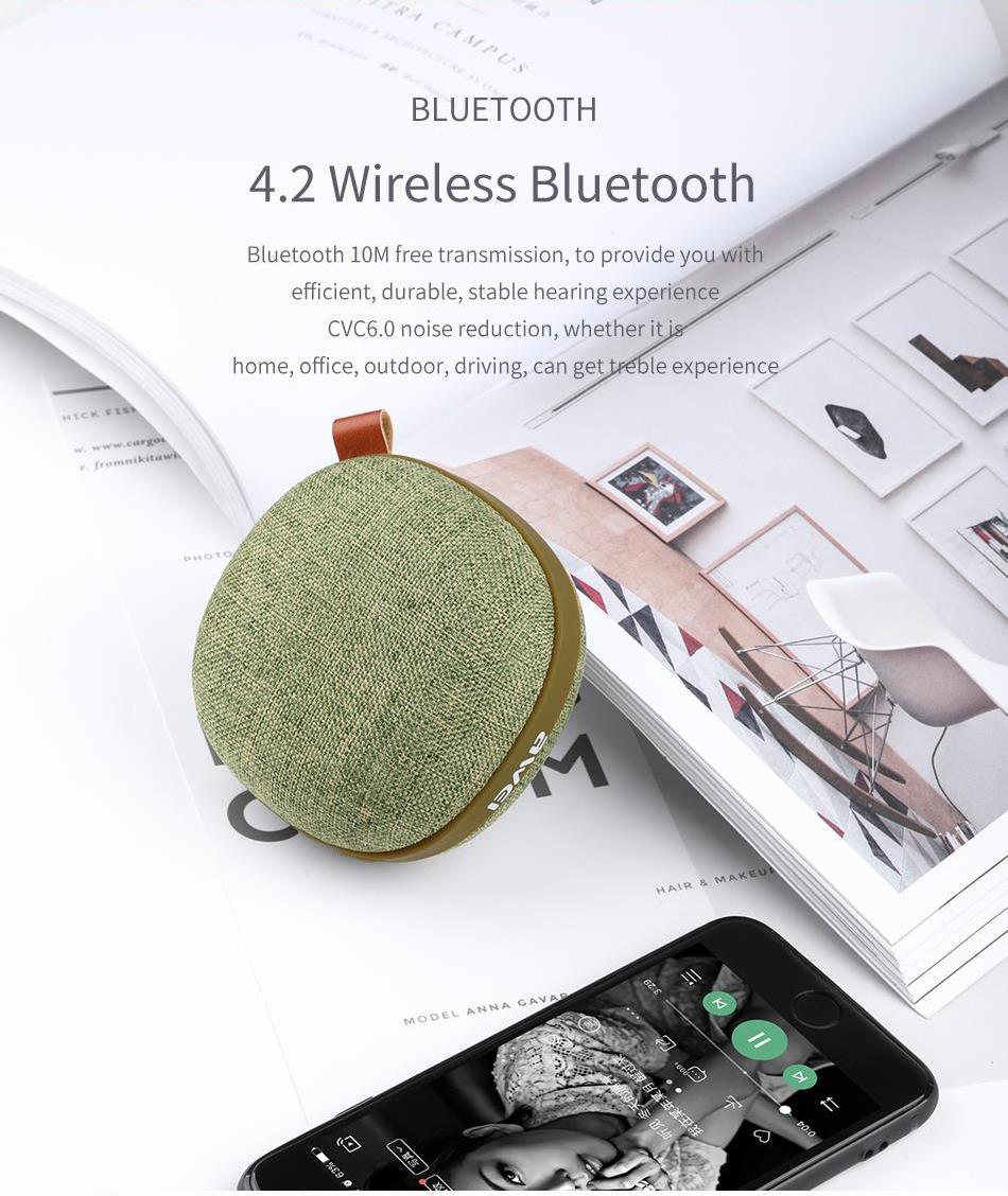 Awei Y-260 Wireless Portable Bluetooth Speaker