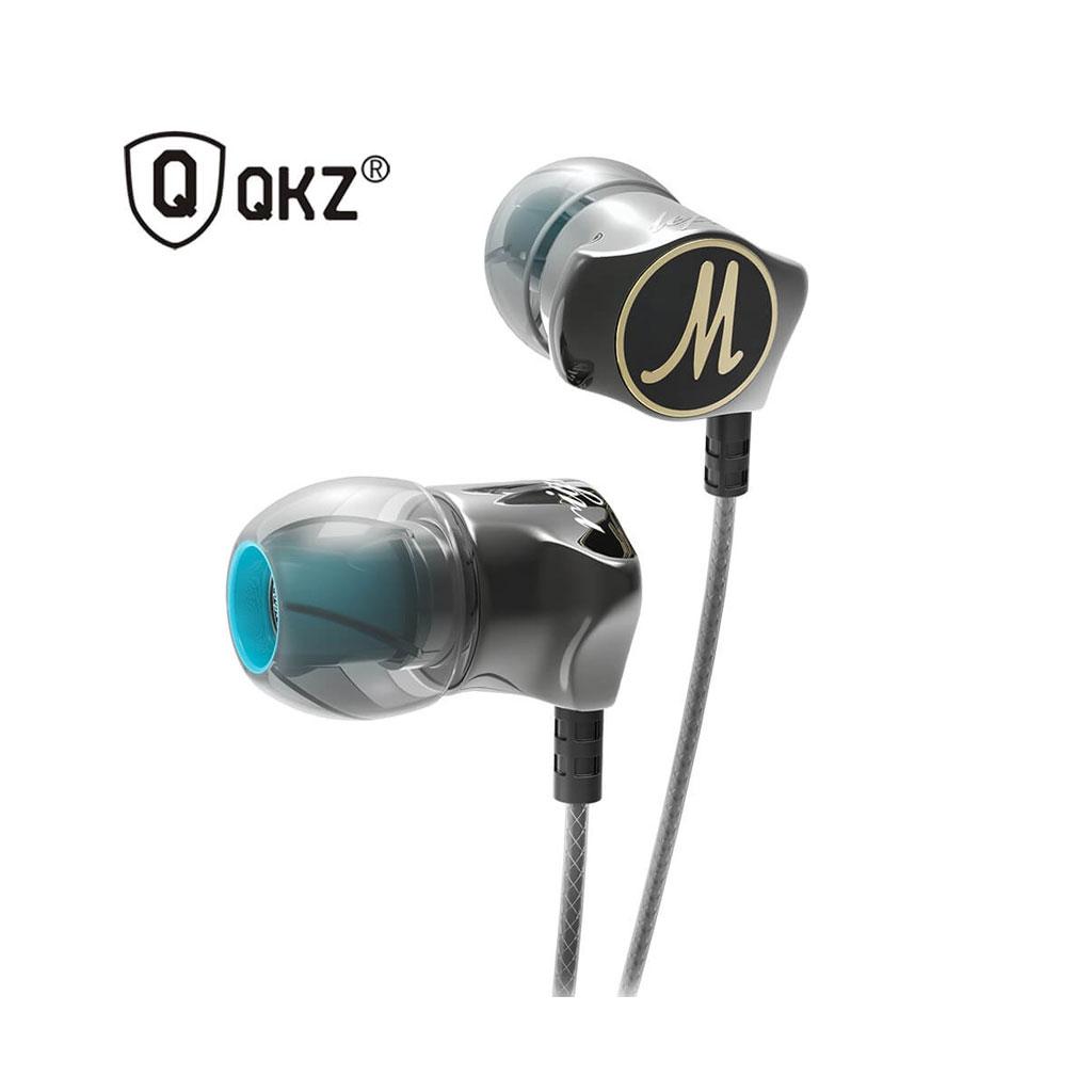 Qkz Dm7 Zinc Alloy In Ear Earphones
