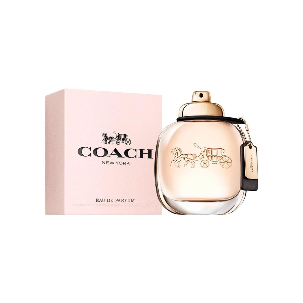 Coach New York Edp 90ml For Women (pink)