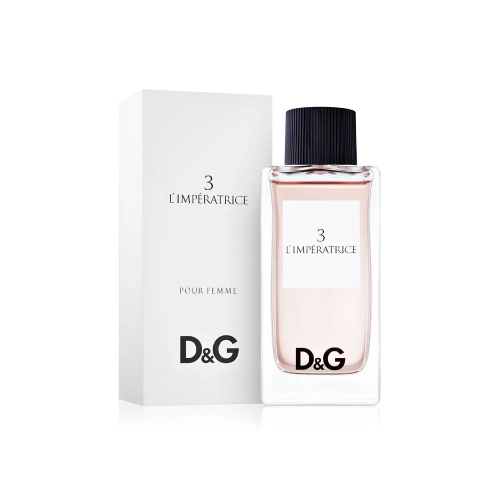 Dolce & Gabbana L'imperatrice 3 Edt For Women 100ml