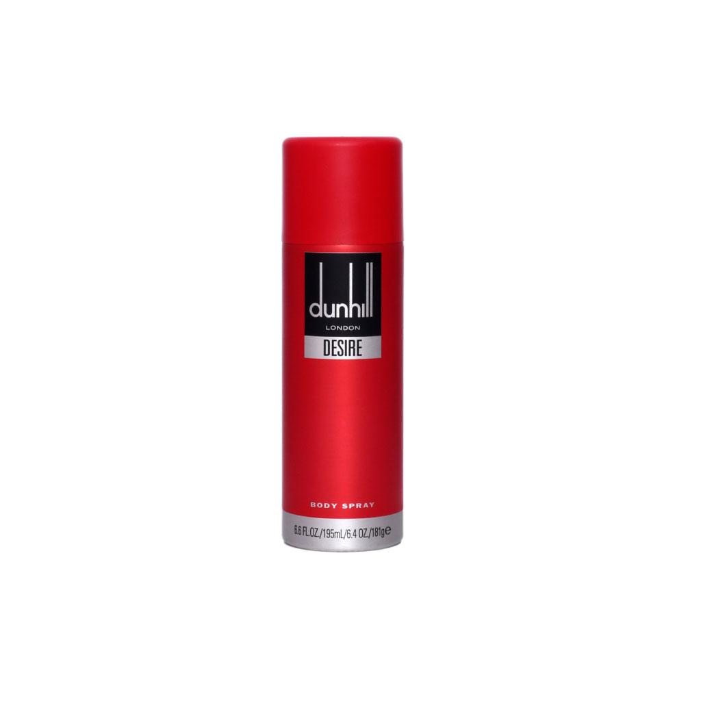 Dunhill Desire Red Body Spray 195ml For Men