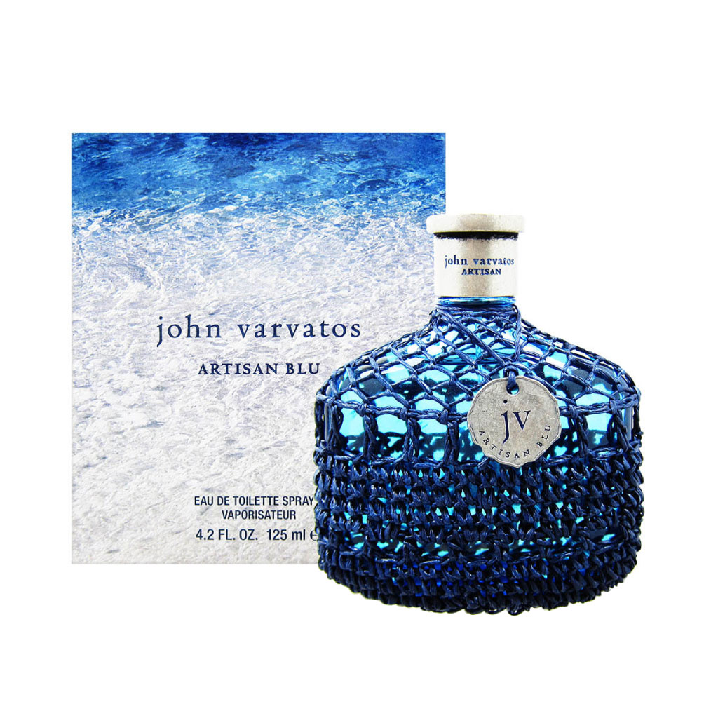 John Varvatos Artisan Blu 125ml Edt For Men