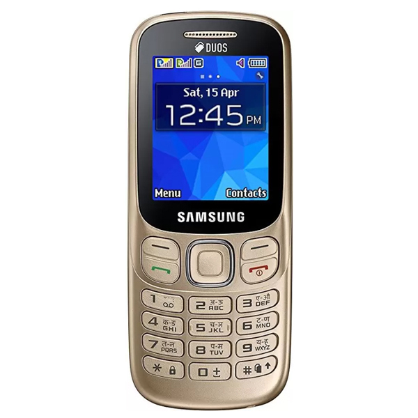 Samsung Guru Music 2 Feature Phone