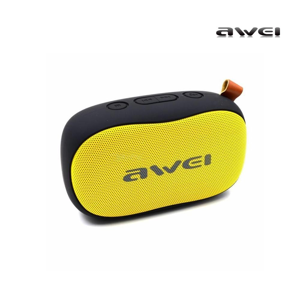 Awei Y-900 Wireless Bluetooth Speaker - Yellow