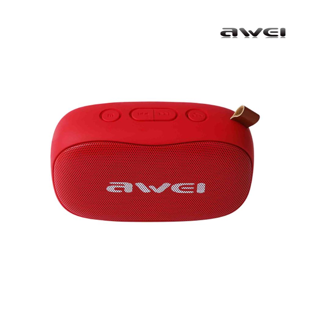 Awei Y-900 Wireless Bluetooth Speaker - Red