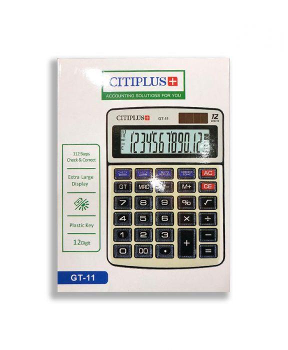 Citiplus Calculator Gt-11