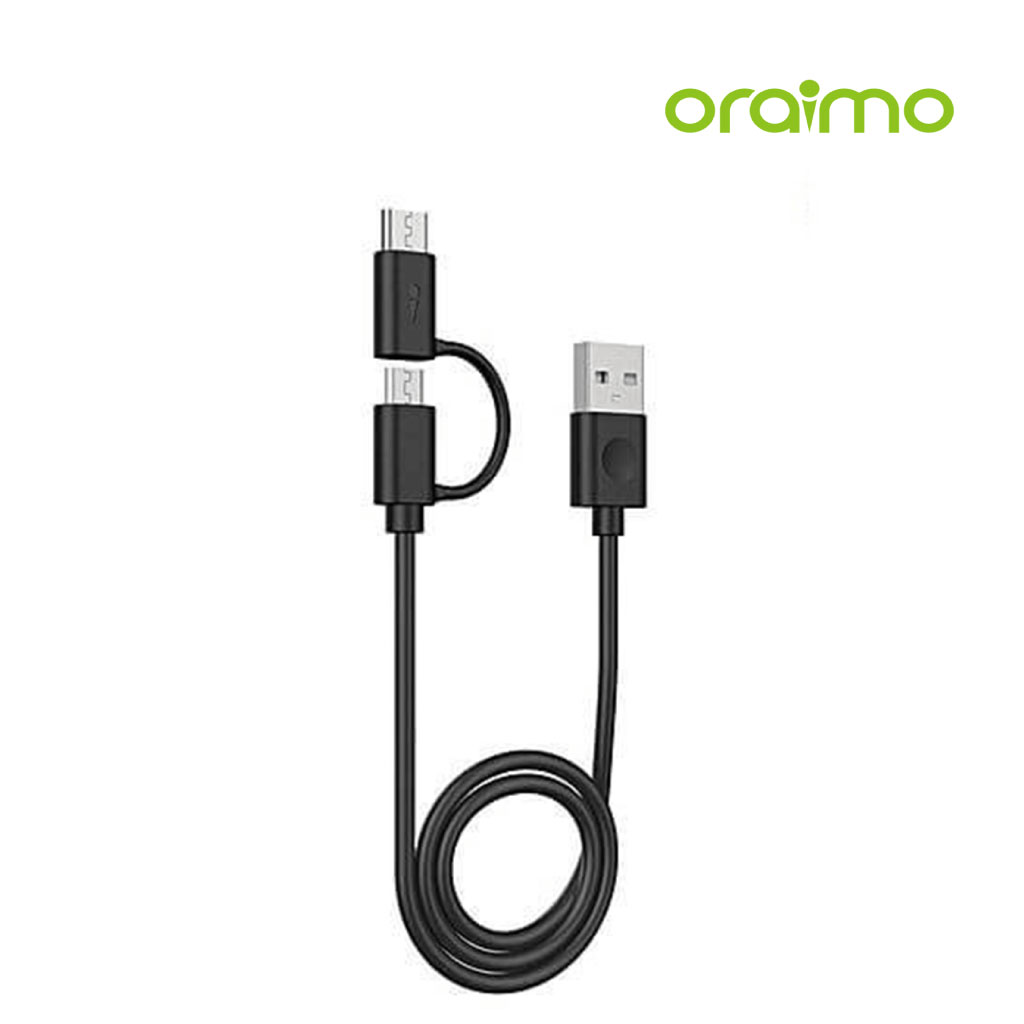 Oraimo Ocd-d102 Type-c & Micro Usb Cable