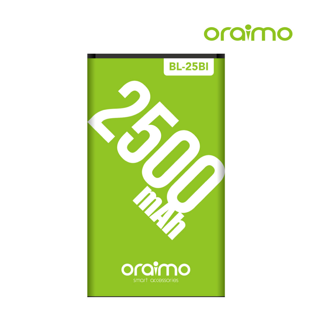 Oraimo Bl-25 2500mah Battery