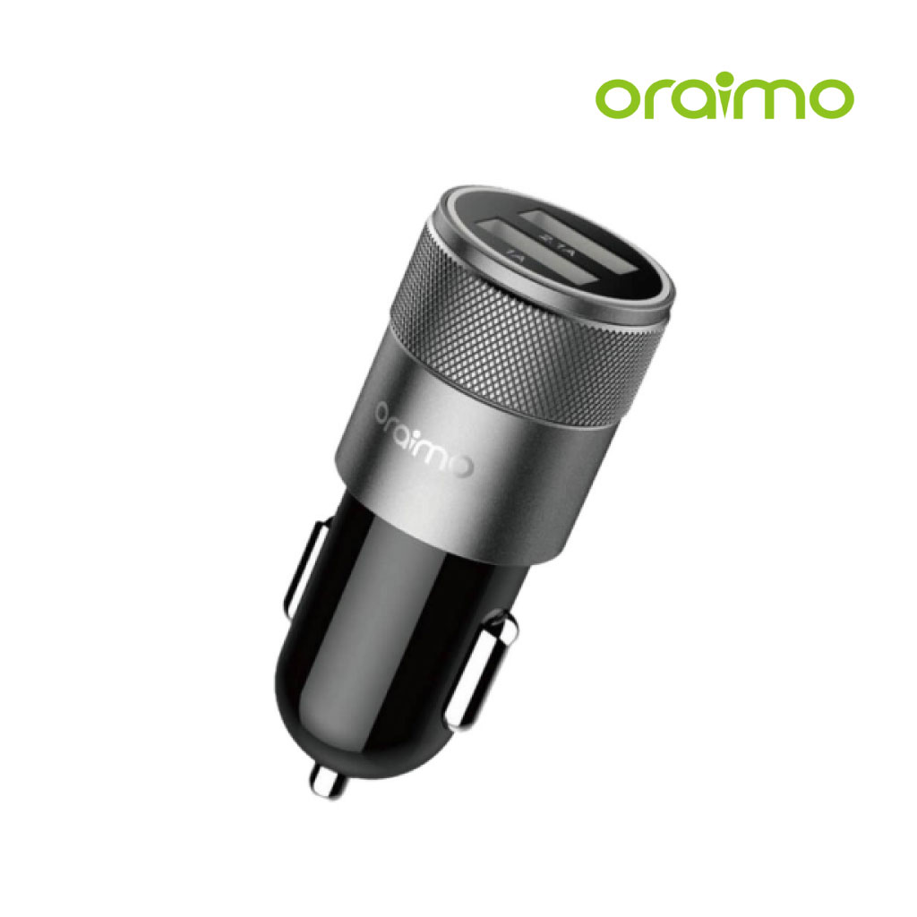 Oraimo Occ-31d Dual Output Fast Charging Car Charger
