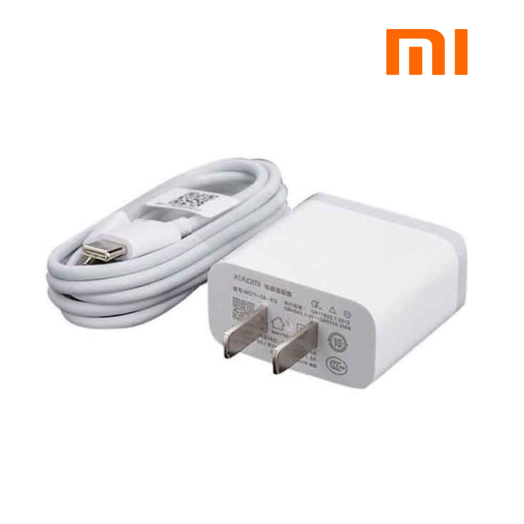 Mi 3a Charger With Cable Type C