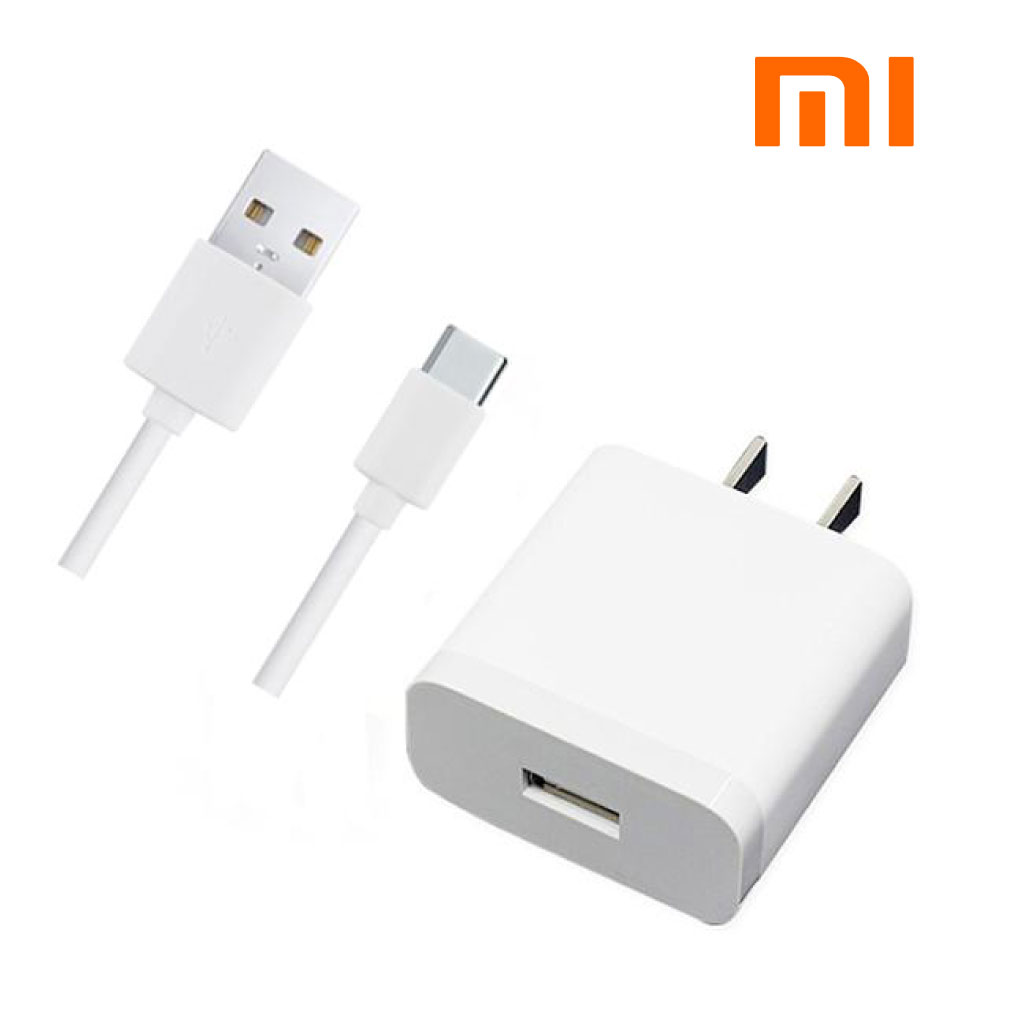 Mi 2a Charger With Cable - Type C
