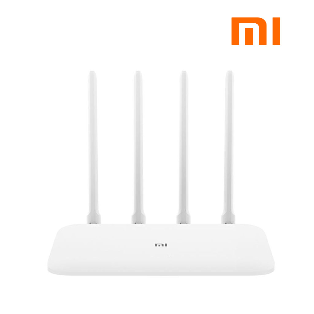 Mi Wifi Router 4a Ac1200 Dual Band Gigabit Version - Global Edition