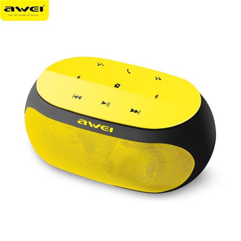Awei Y-200 Hifi Wireless Speaker Bluetooth