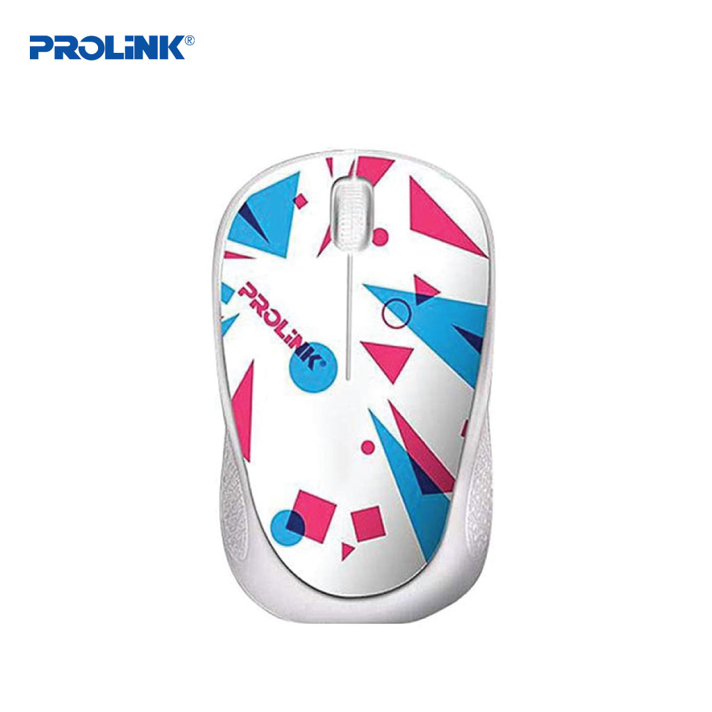 Prolink Pmc1005 Usb Optical Mouse (blast)