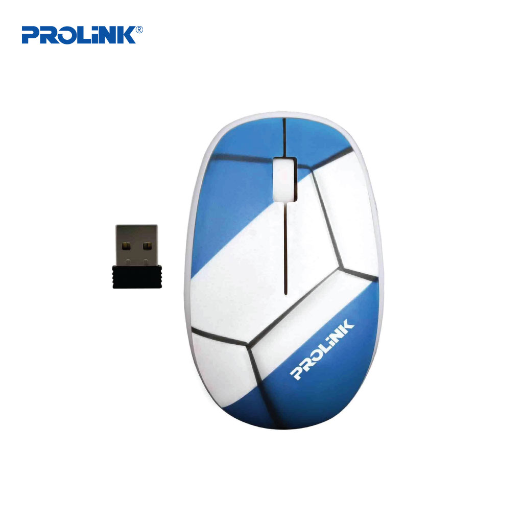 Prolink Pmw5007 Wireless Optical Mouse (arg)