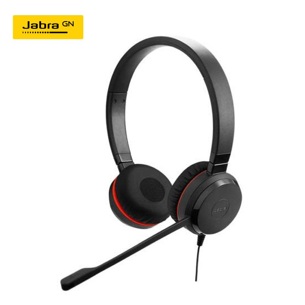 Jabra Evolve 20 Duo Headset
