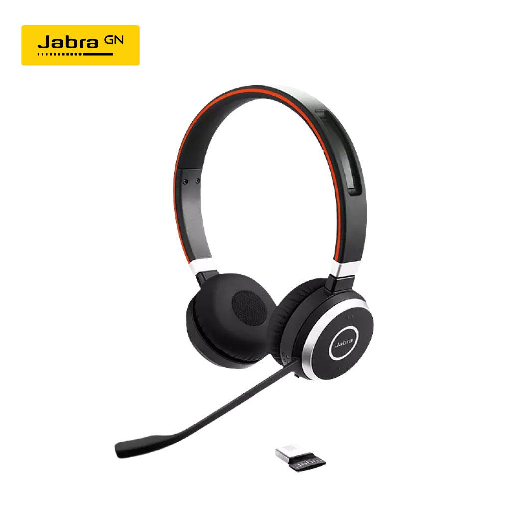 Jabra Evolve 65 Ms Duo Wireless Headset