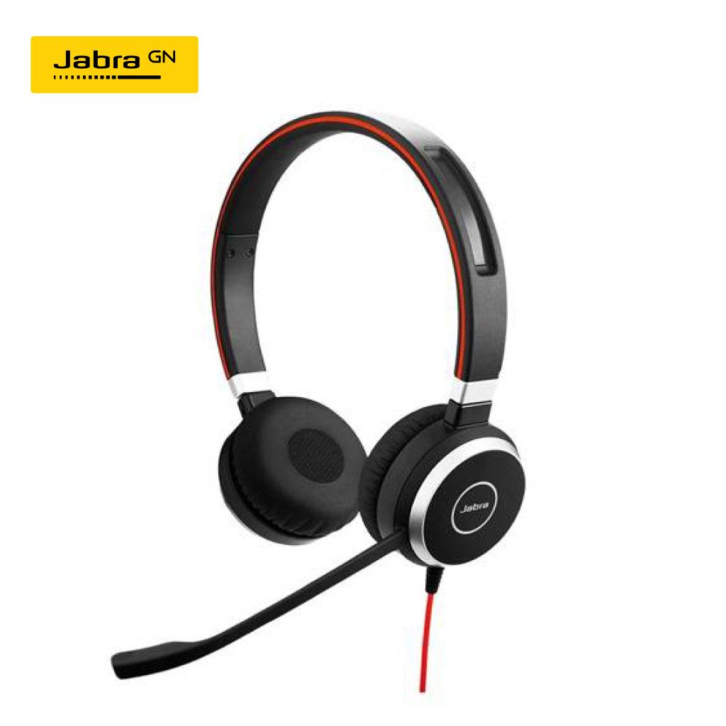 Jabra Evolve 40 Duo Headset