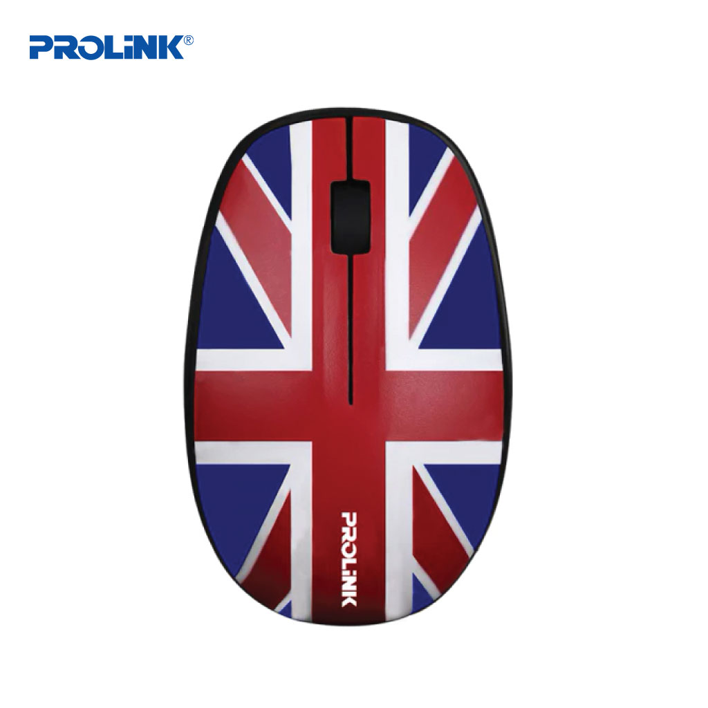 Prolink Pmw5007 Wireless Optical Mouse (gbr)