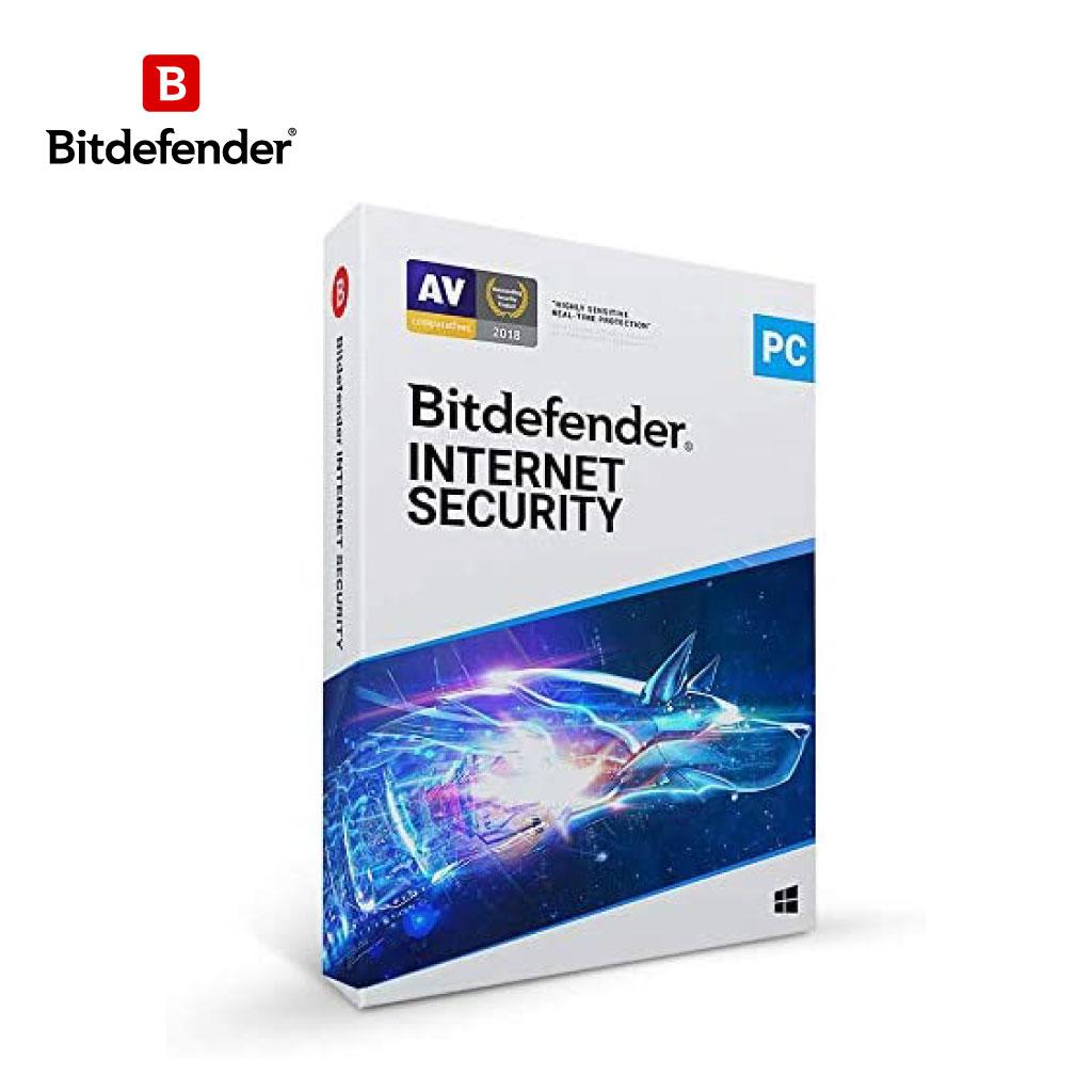 Antivirus Bitdefender Internet Security (1 User)