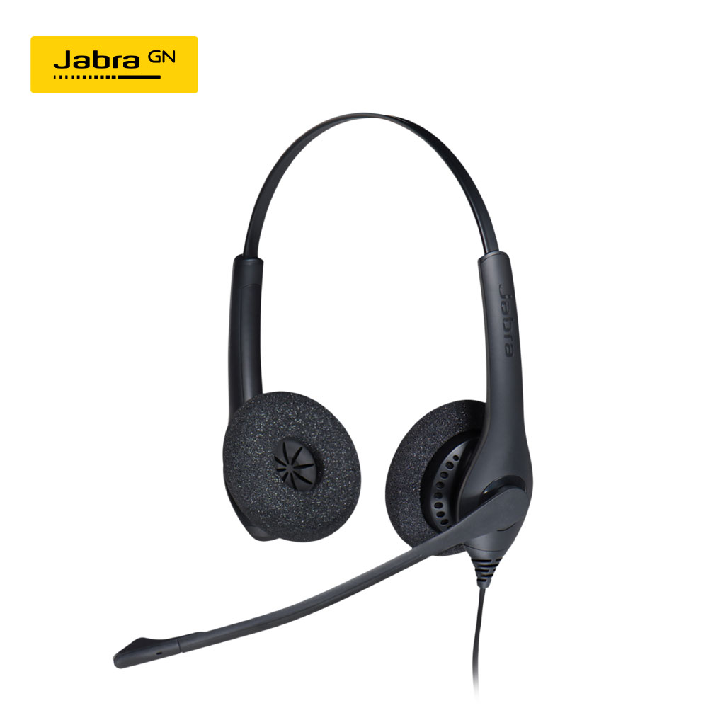 Jabra Biz 1500 Duo Corded Headset