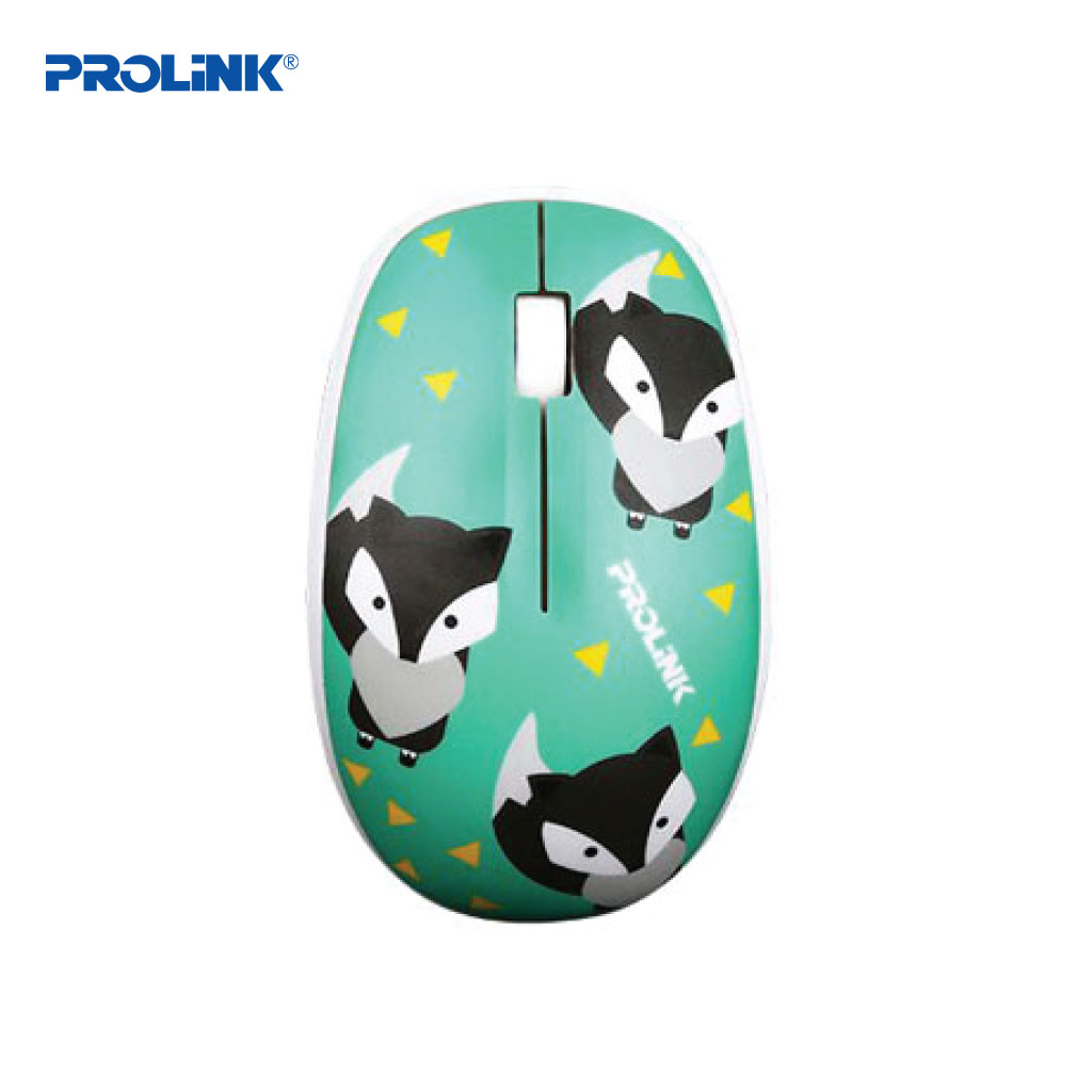 Prolink Pmw5007 Wireless Optical Mouse (velox)