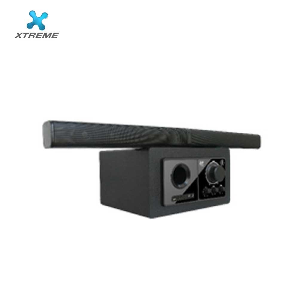 Xtreme E630bu Multimedia Speaker With Remote 2:1 (usb/mmc/bt)