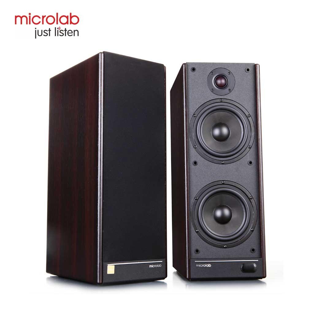 Microlab Solo 9c Multimedia Hi-fi Wooden Speaker 2:0