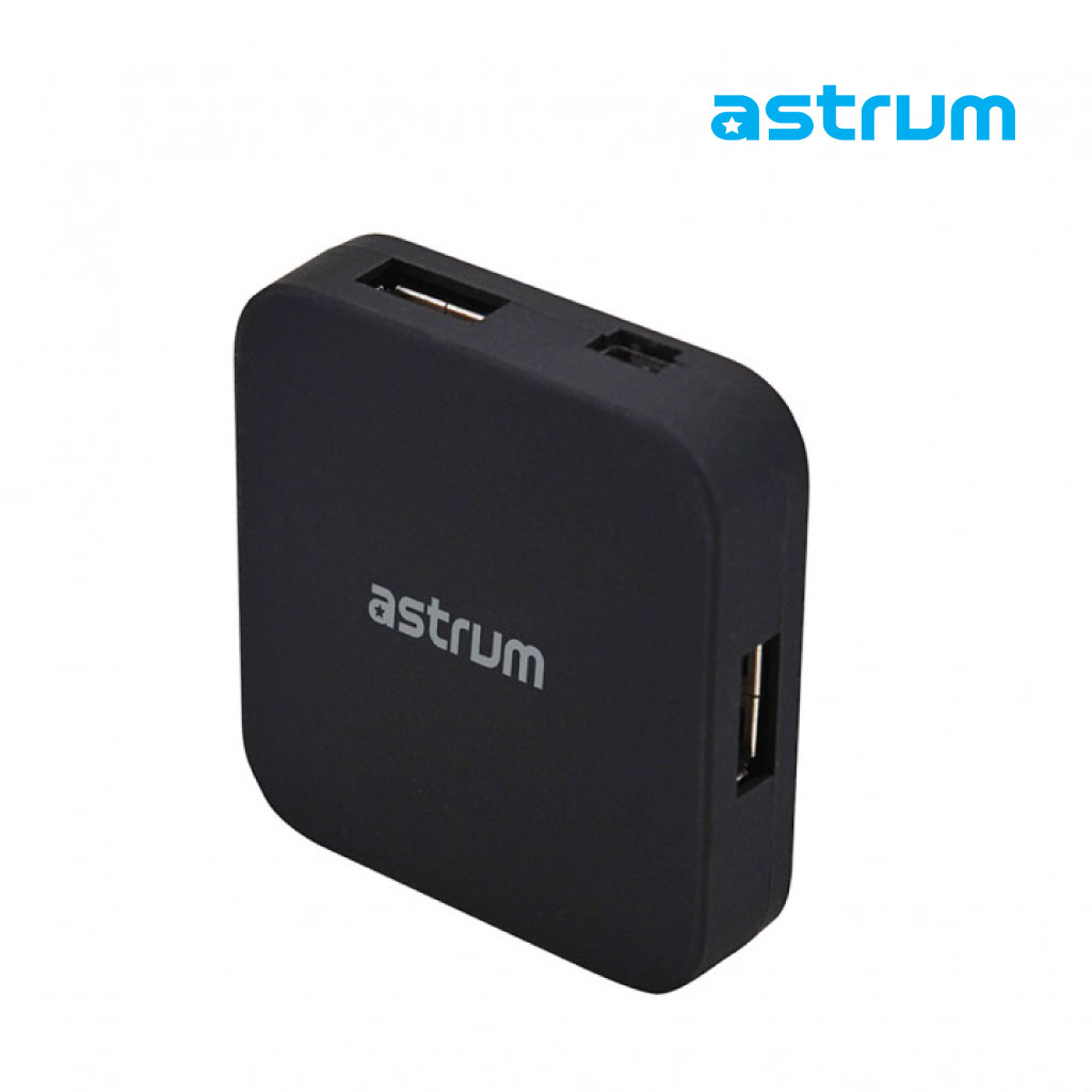 Astrum Uh040 Usb 2.0 4 Port Hub