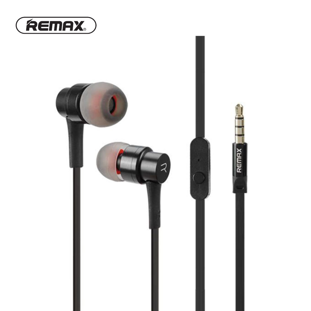 Remax Rm-535 In-ear Earphone (black)
