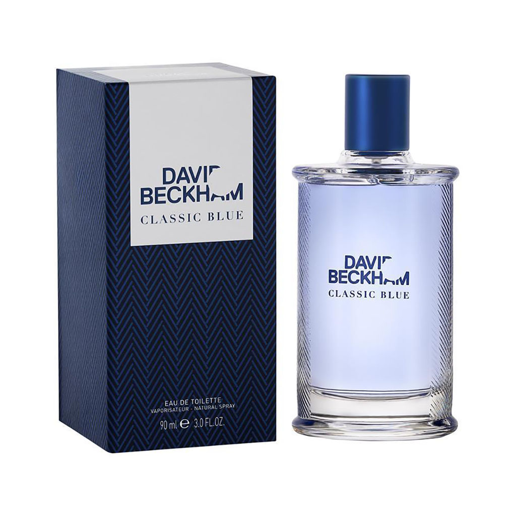 David Beckham Classic Blue 90ml For Men