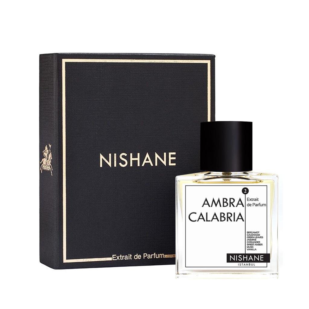 Nishane Ambra Calabria Extra De Parfume 50ml
