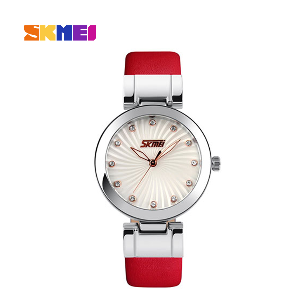 Skmei 9086rd Women Quartz Watch