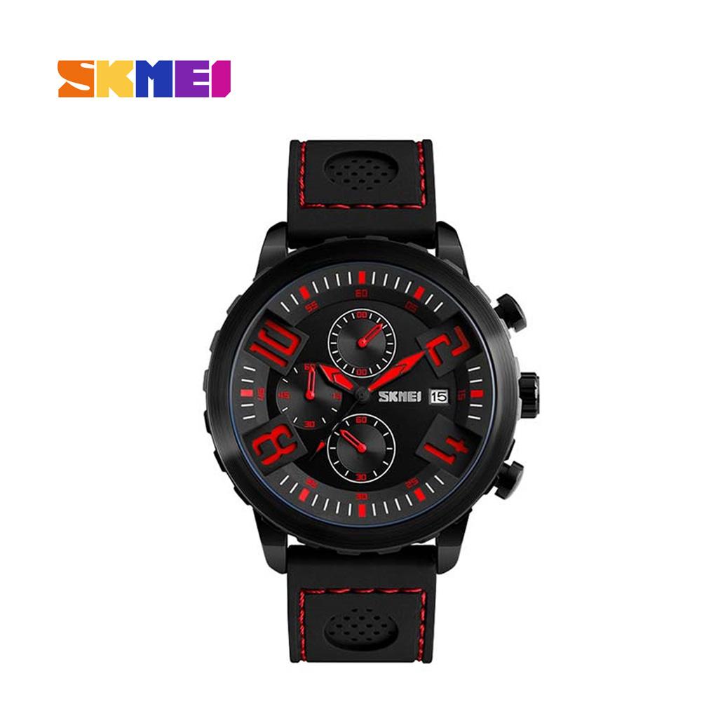 Skmei 9153rd Men Quartz Belt Wrist Watch