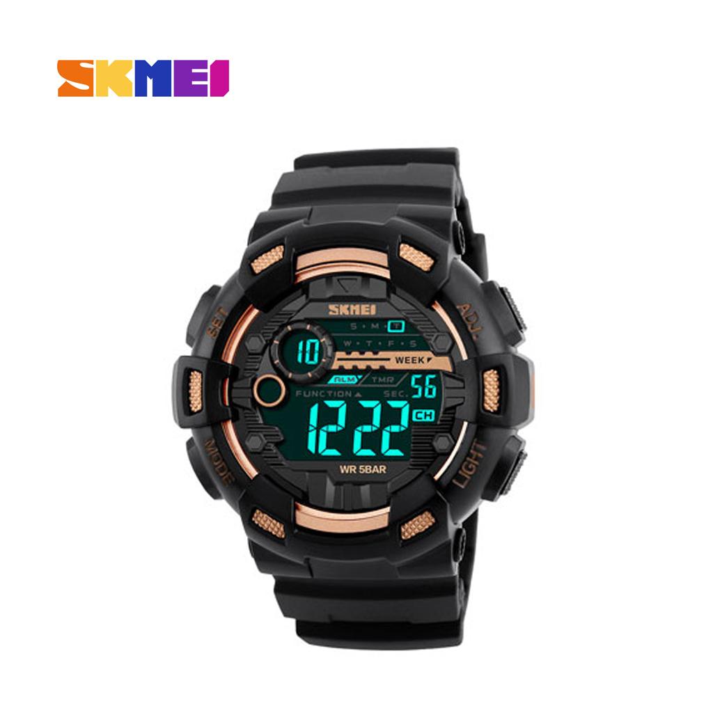 Skmei 1243gl Men Digital Watch