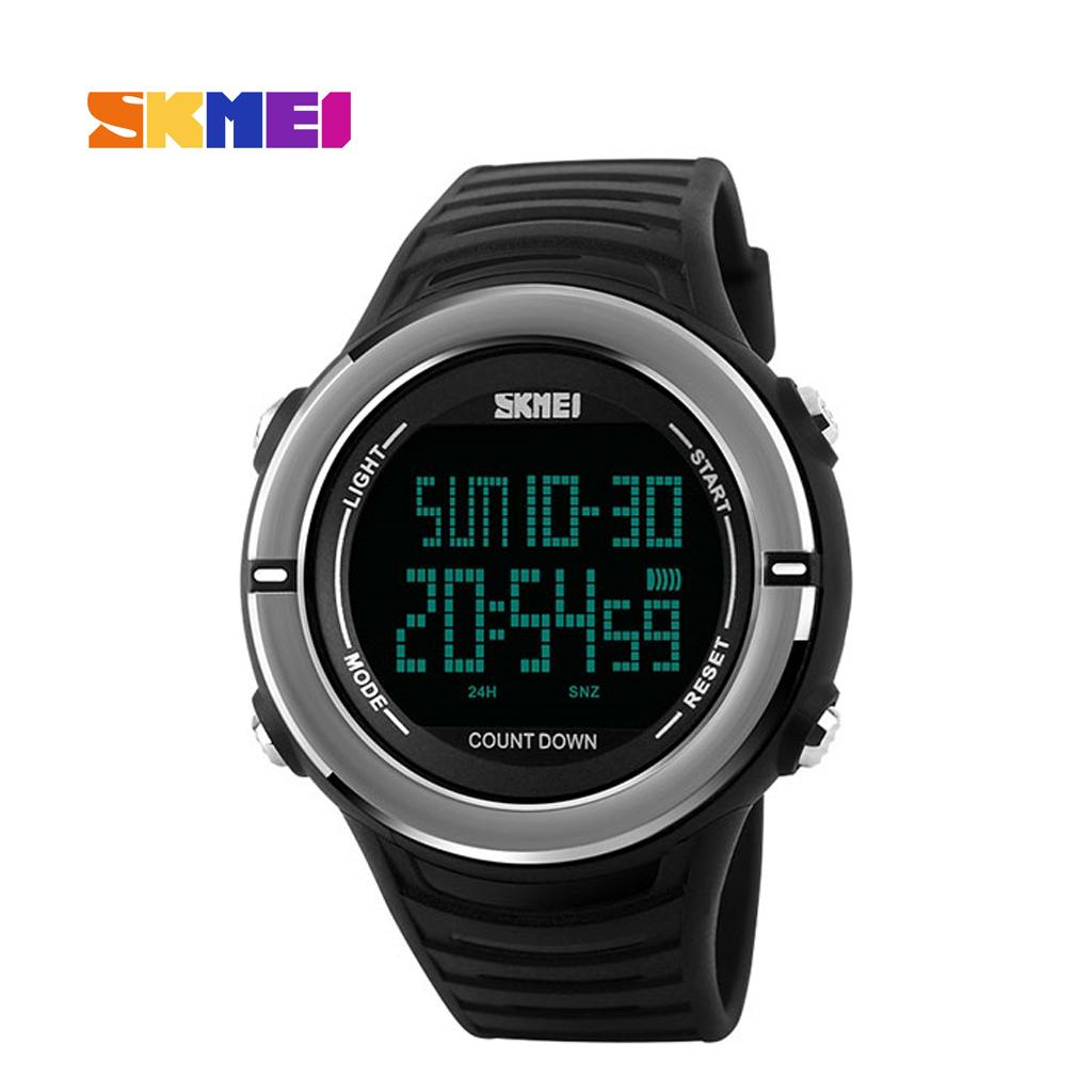 Skmei 1209bl Men Digital Watch