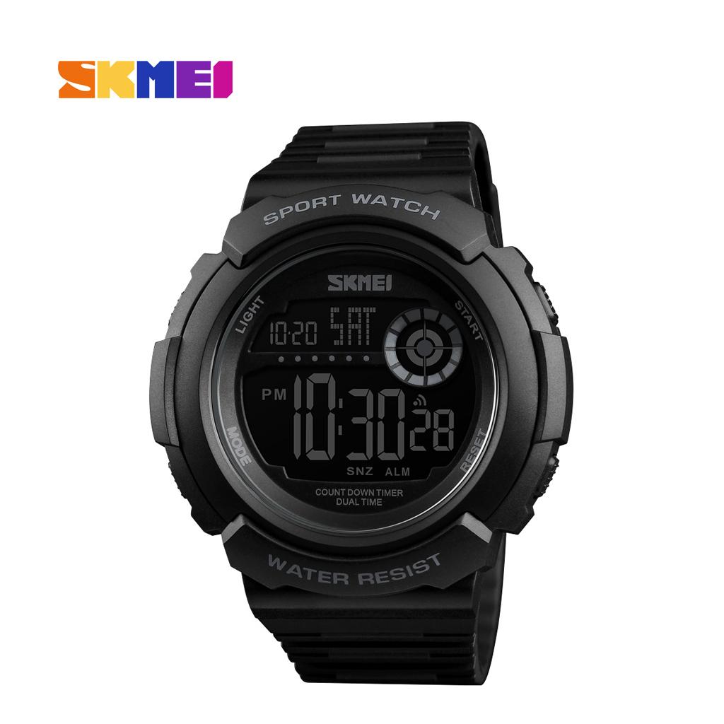 Skmei 1367bl Men Digital Watch