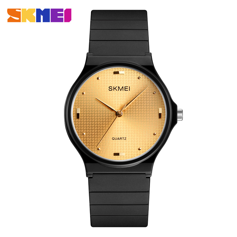 Skmei 1421gl Quartz Wristwatch For Women