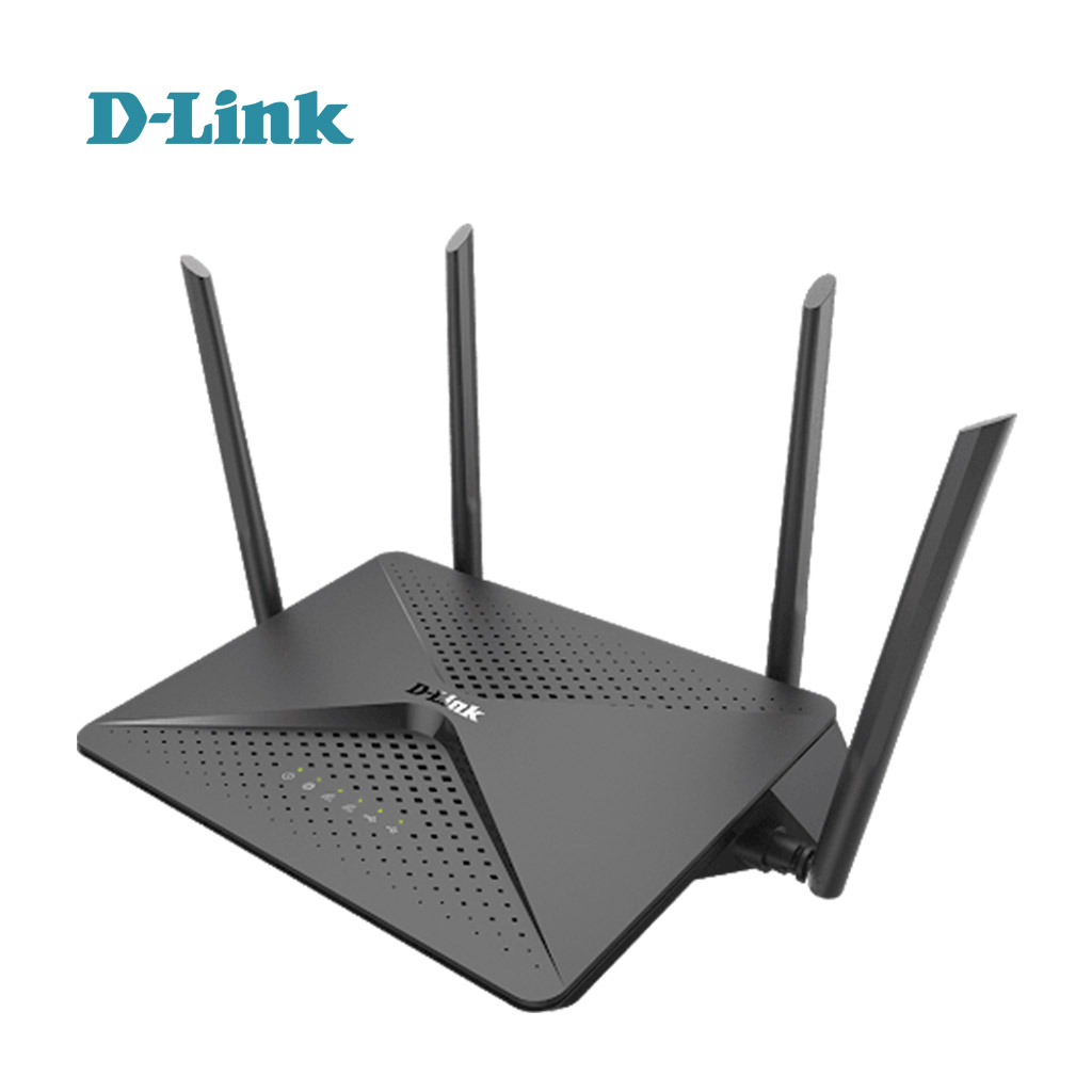 D-link Dir-882 Exo Gaming Mu-mimo Giga Ac2600 Wi-fi Router