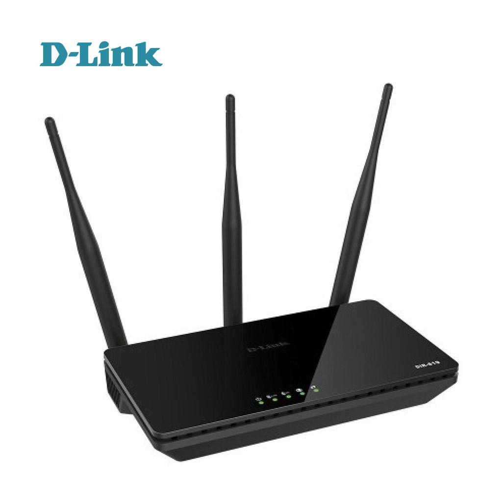 D-link Dir-819 Ac750 Dual-brand Wireless Router