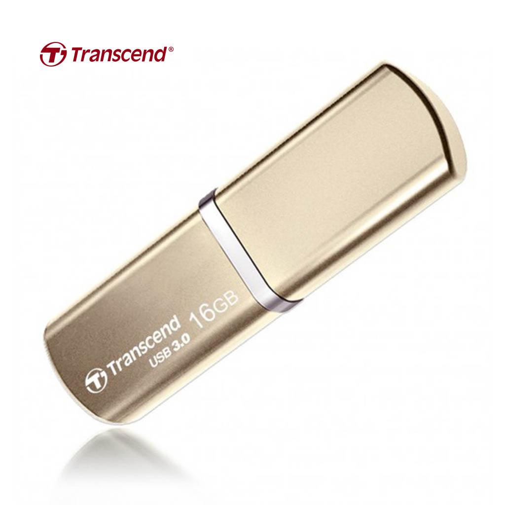 Transcend Jetflash 820 16gb Usb 3.0 Pen Drive (gold)