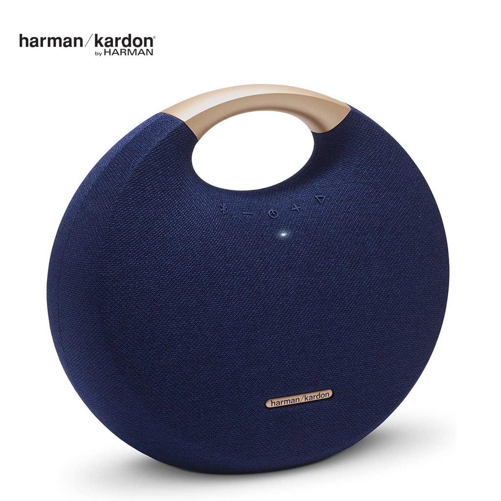 Harman Kardon Onyx Studio 5 Portable Bluetooth Speaker (blue)