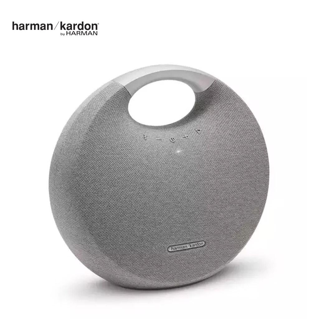 Harman Kardon Onyx Studio 5 Portable Bluetooth Speaker (gray)