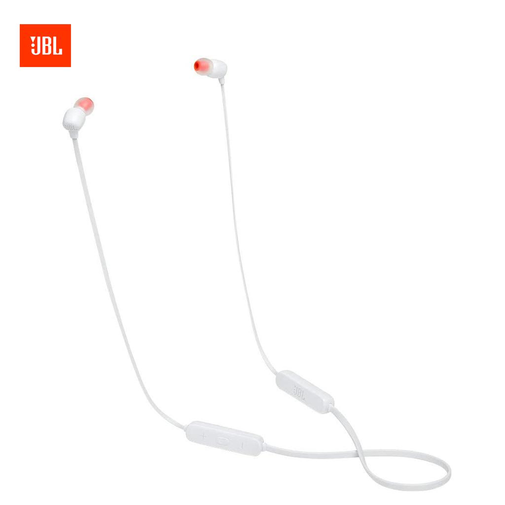 Jbl T115bt Bluetooth Earphone (white)